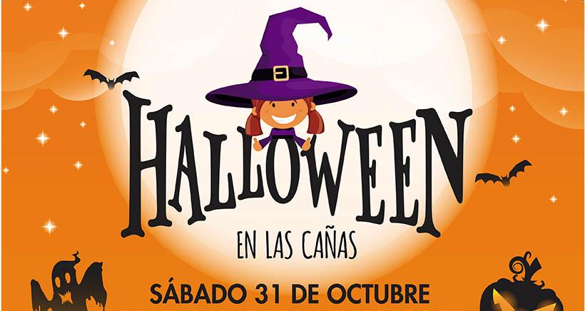 Celebra Halloween en Las Cañas y participa en el sorteo de dos días en Port Aventura