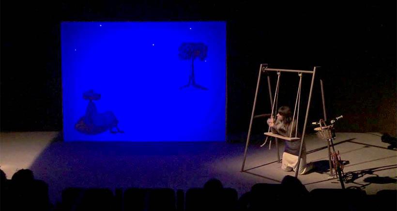Una obra de teatro para hablar a los niños de la vida y la muerte