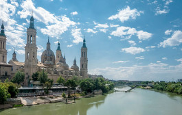 Con niños a las fiestas del Pilar de Zaragoza