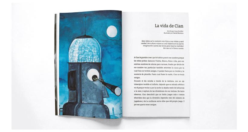 Principia Kids, la revista científica para niños