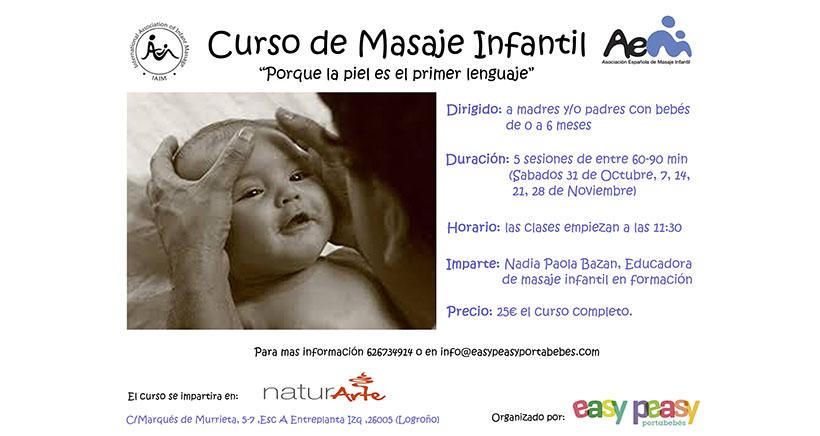 masaje infantil naturarte