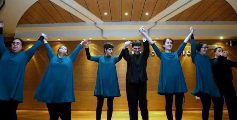 Corazones Integrados: danzas con el corazón