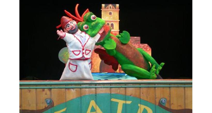 Teatro de marionetas en Arnedo