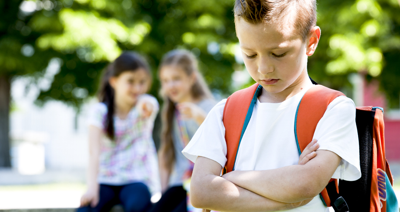 Contra el acoso escolar, sumamos todos