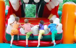 Ludoteca multideporte para niños de Ed. primaria en CEI La Noria