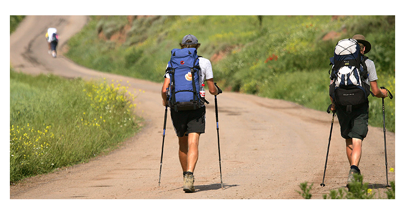 Primera Marcha Camino Real de Nájera a San Millán