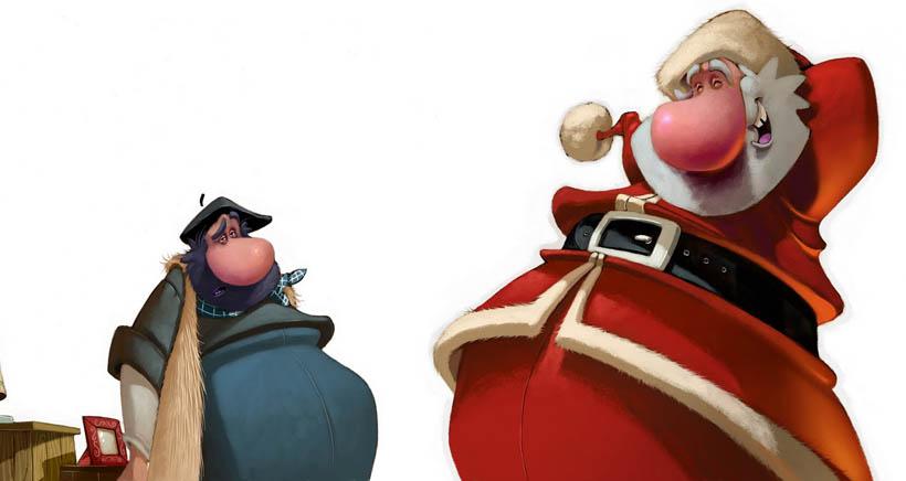 Cuentacuentos en euskera sobre la Navidad