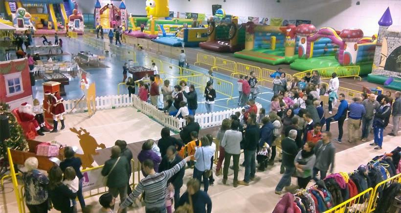 Parque Infantil de Navidad en Nájera: entretenimiento asegurado