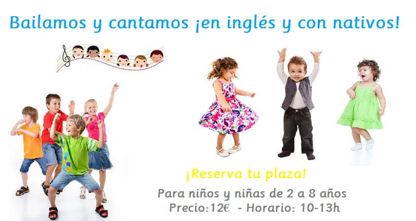 Canta en inglés en El Secreto de Pitágoras