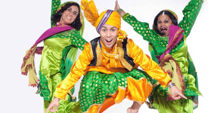 Talleres de yoga y danza oriental en familia con el maestro Sat Atma Singh
