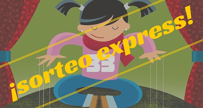 GANADORES Sorteo express para el Festival de Marionetas