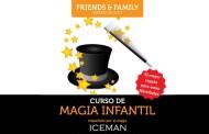 Friends & Family organiza un curso de magia para niños en Logroño