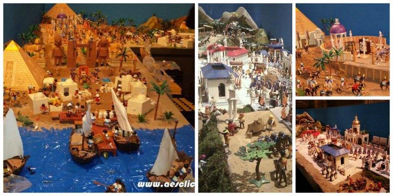 Exposicion belen playmobil santo domingo