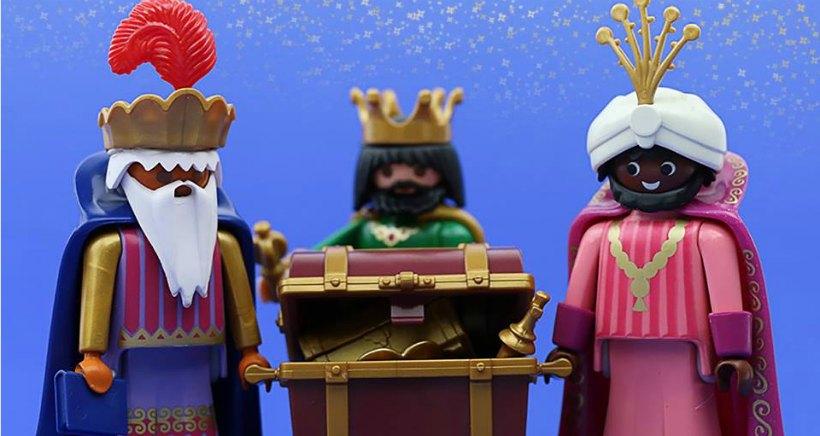 Te contamos dónde encontrar a Los Reyes Magos estos días