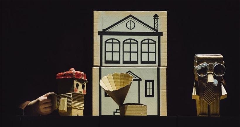 'Luppo', teatro infantil en el Bretón
