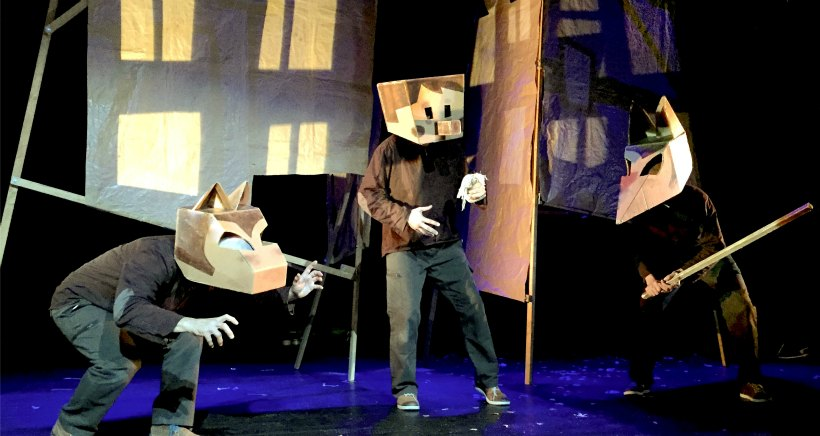 'Pinnochio', teatro infantil en el Bretón