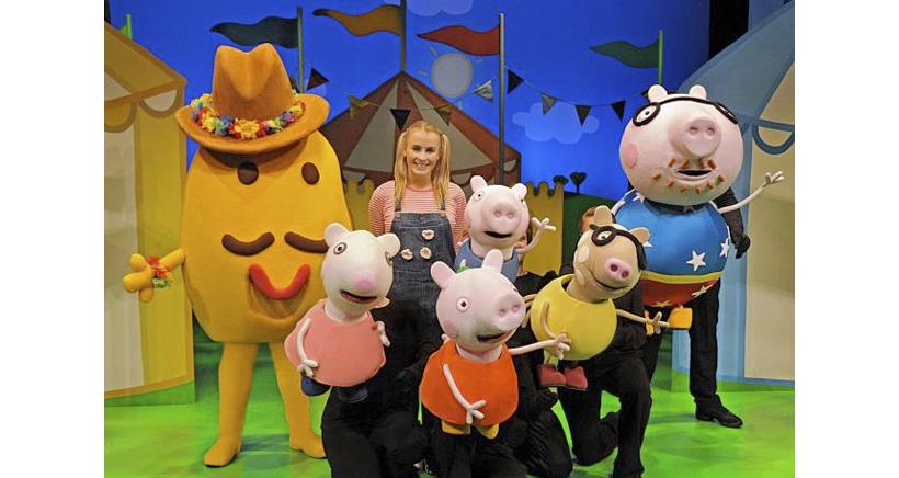 Musical de Peppa Pig en Riojaforum