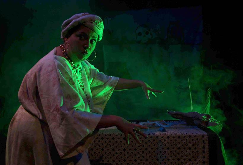 Teatro de piratas en Haro