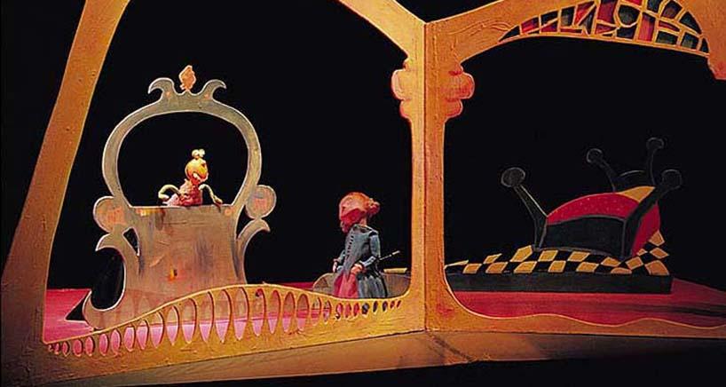 Espectáculo de marionetas en Cervera