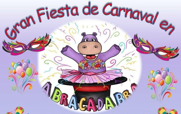 Fiesta de Carnaval en Abracadabra