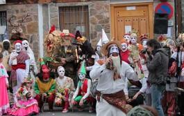 Continúa la fiesta con el Carnaval Tradicional de Enciso