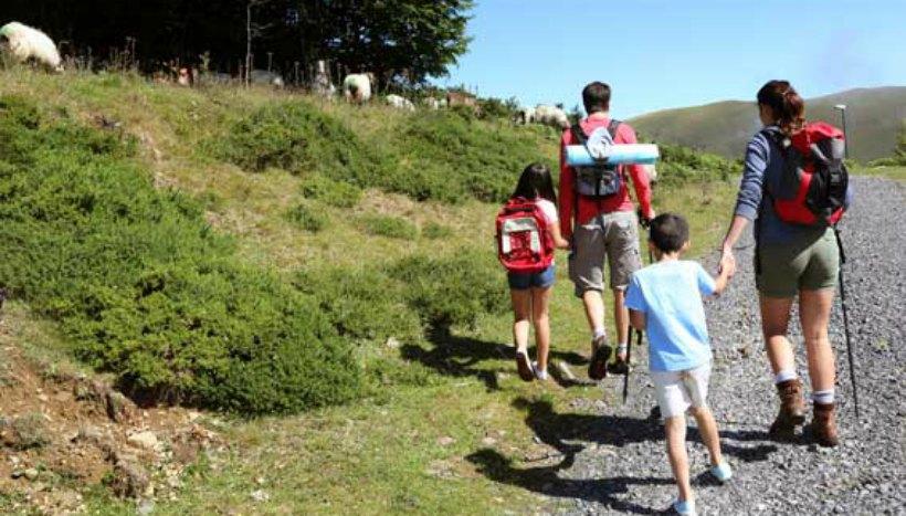 Excursión gratuita con juegos de educación ambiental