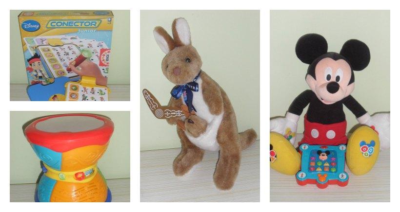 Se vende: juguetes de segunda mano