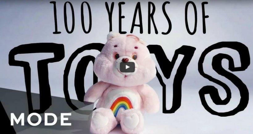 Los juguetes más vendidos en los últimos 100 años