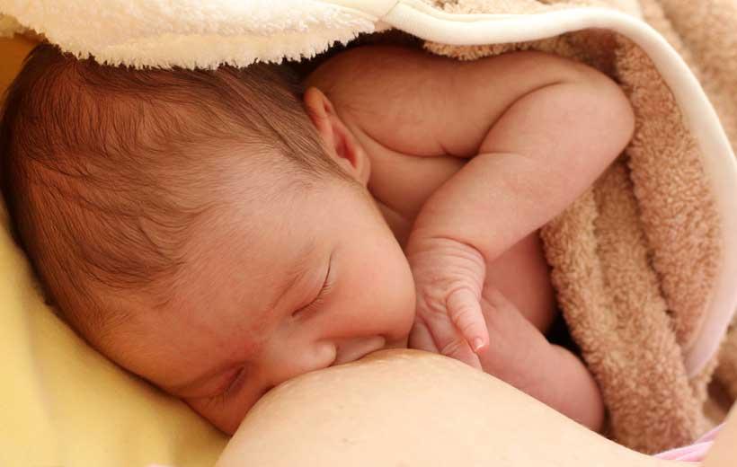 Charla de Al Halda: Las 10 claves para una lactancia exitosa