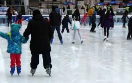Horarios y precios de la pista de hielo de Logroño
