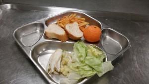 menu comedor escolar
