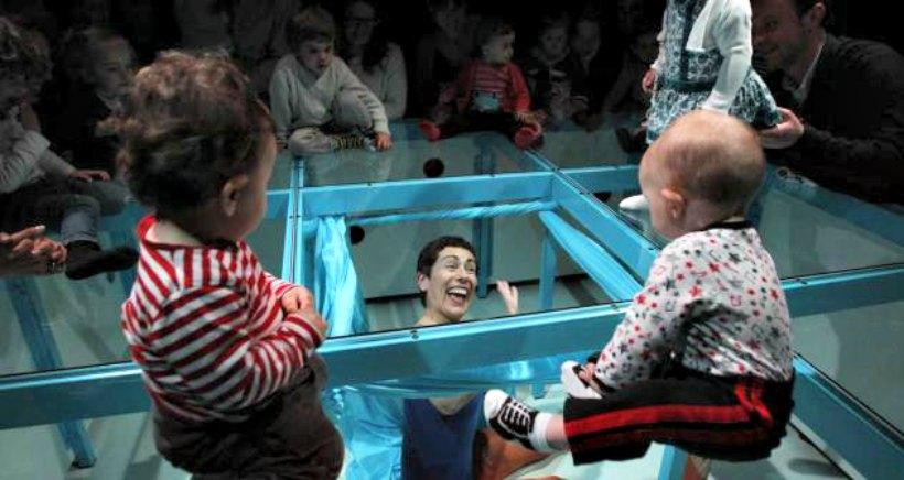 Danza para bebés, entre las novedades del festival Teatrea Primavera