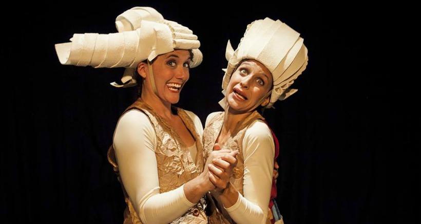 Ganadores entradas para el festival de teatro infantil Teatrea