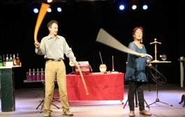 'Buenas vibraciones', concierto científico-musical en la Plaza 1º de Mayo
