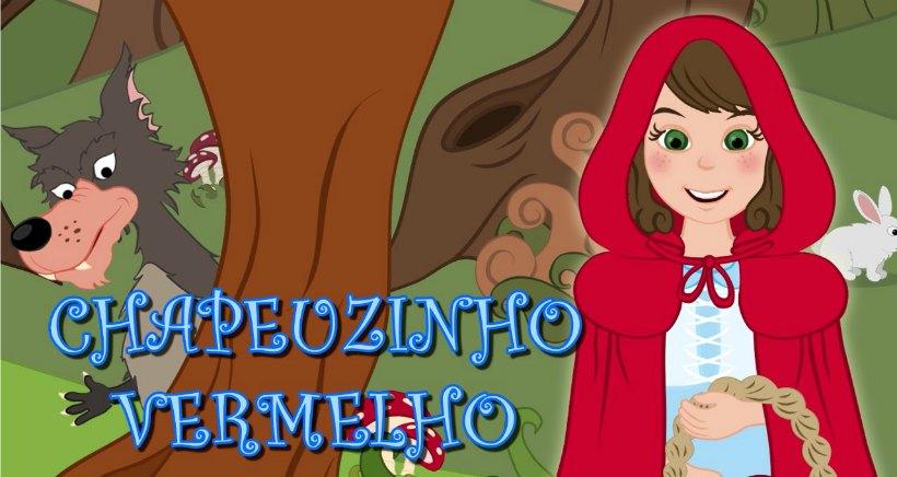 Cuentacuentos en idiomas en la Biblioteca: Caperucita Roja en portugués