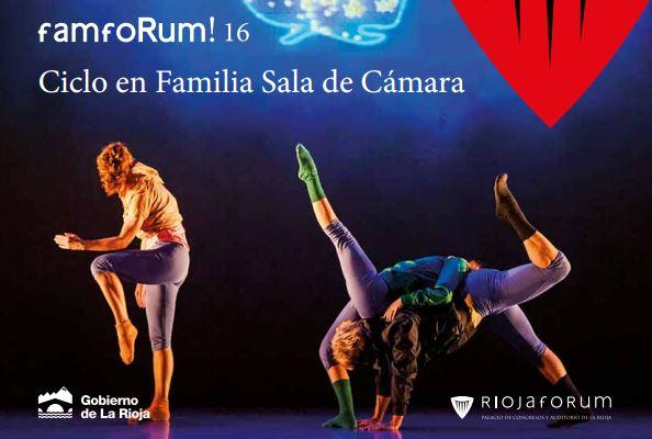 Ciclo de Danza Infantil en Riojaforum