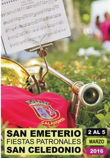 Fiestas San Celedonio Calahorra 2016