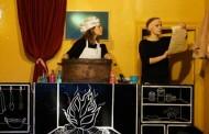 Teatro para niños en el Centro Ibercaja: 'Desastre en la cocina'