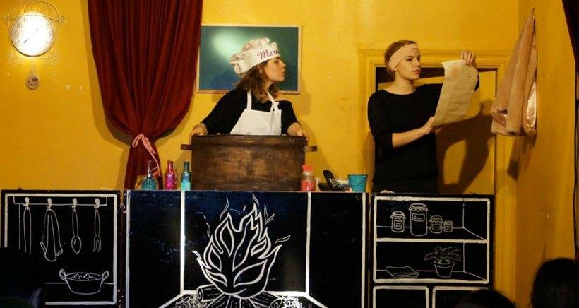 Cuentos teatralizados para niños en Dinámica Teatral
