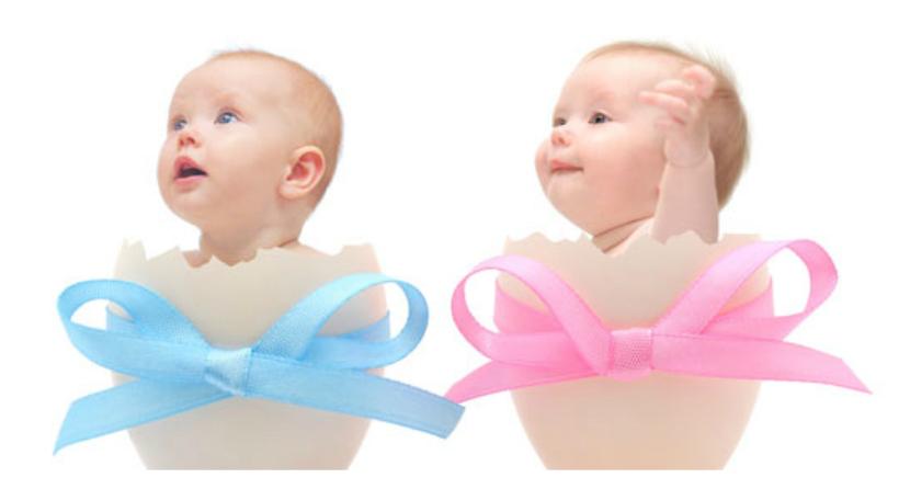 Los nombres para bebé de moda en 2016