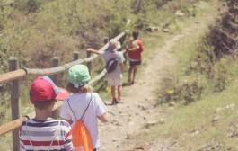 Acércales a la naturaleza en los campamentos de verano en San Román de Cameros