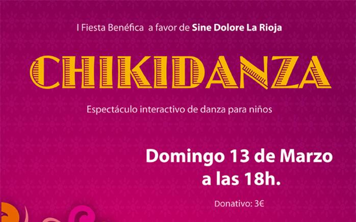 Fiesta infantil benéfica con danza, magia y cuentacuentos, a favor de 'Sine Dolore'
