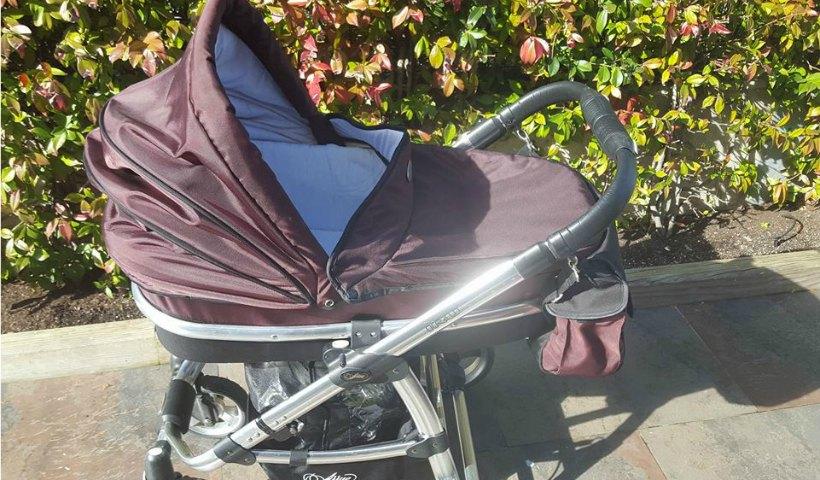 Se vende: cochecito bebé Arrue Iru