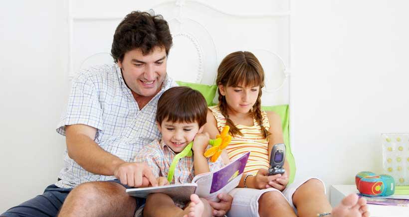 Cuentos para leer con papá