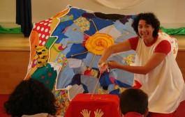 Cuentacuentos para bebés y niños en la Semana del Libro de la Rafael Azcona