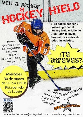 Milenio Hockey Hielo
