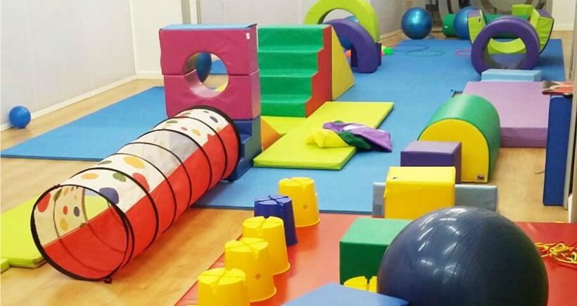 Circuito Juegos Para Niños : Minigym quot la psicomotricidad es imprescindible para el