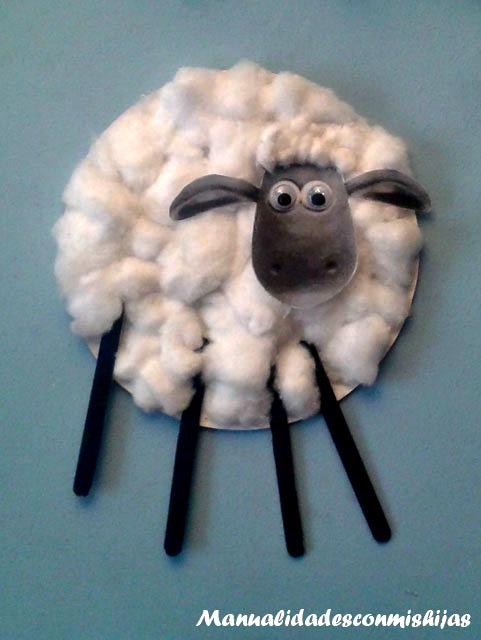 Plato oveja algodon06