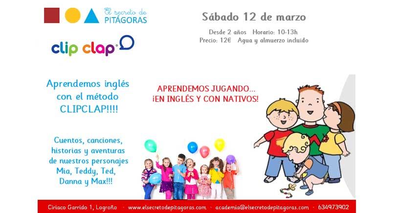 Aprende inglés con el método 'Clip Clap', en El Secreto de Pitágoras