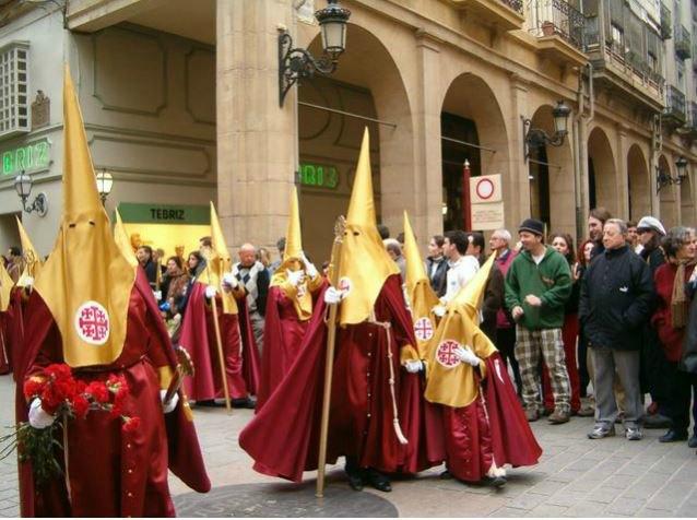 Semana Santa en Logrono